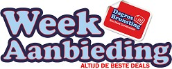 Weekaanbieding week 21 & 22