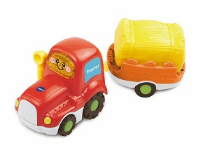 Vtech Toet Toet Auto's Tom Tractor & Tra