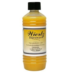 Wiertz Bijenwas Naturel/Geel 500ml